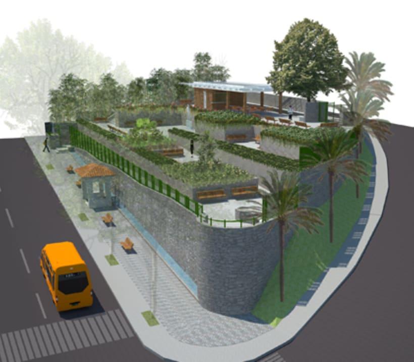 Visualización arquitectónica 1