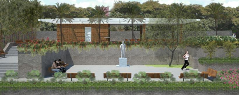 Visualización arquitectónica 2