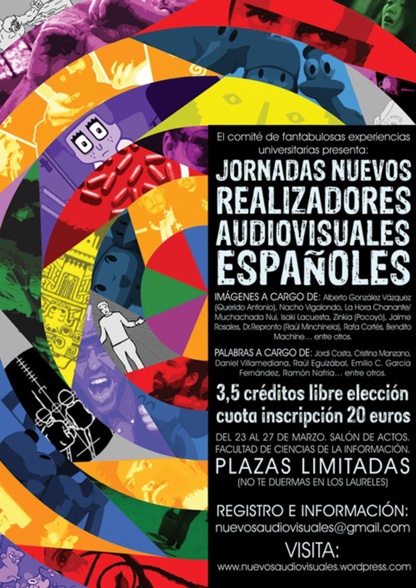 Jornadas Nuevos Realizadores Audiovisuales Españoles 2009 1