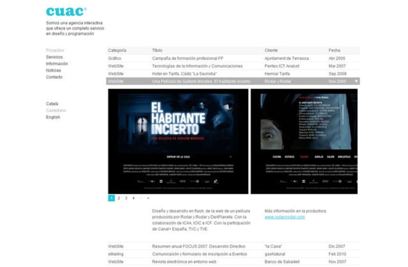 Cuac.es Agencia Interactiva 1