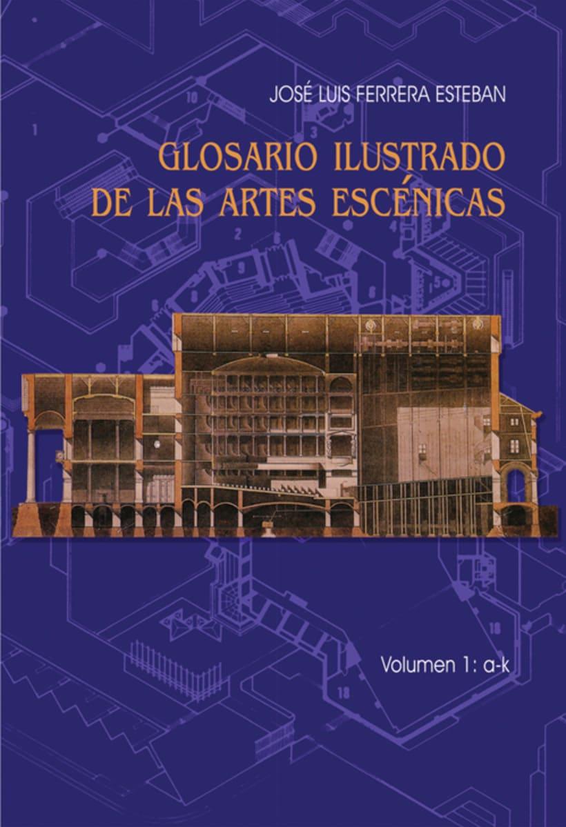 Glosario Ilustrado de las Artes Escénicas 1