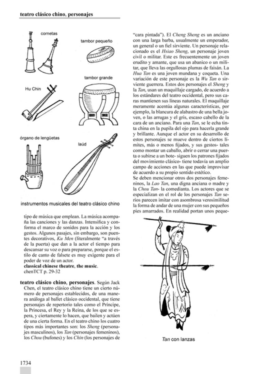 Glosario Ilustrado de las Artes Escénicas 2