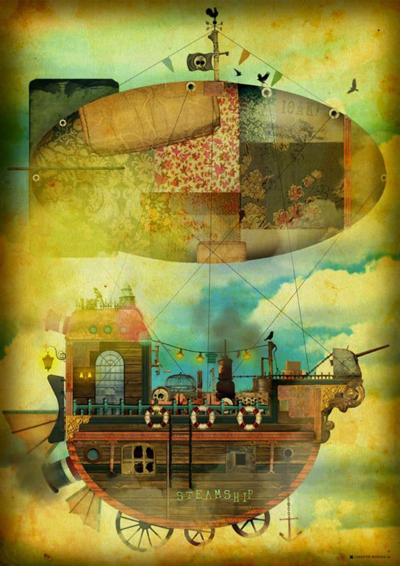 SteamShip 1