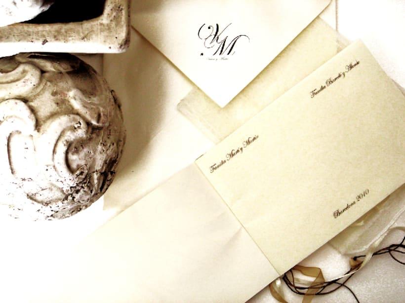 Invitación boda 1