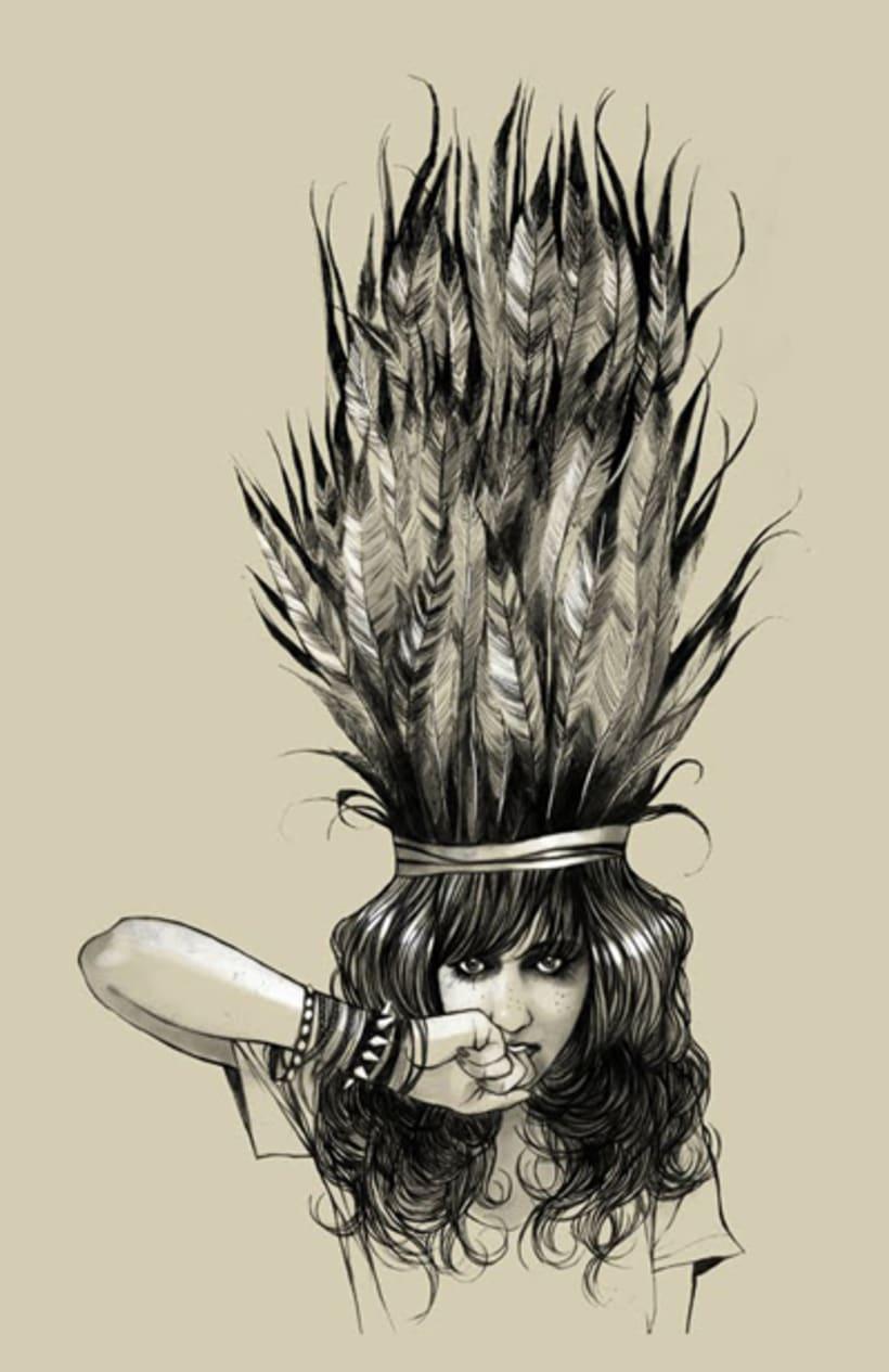 ilustraciones Zara (vol1) 2
