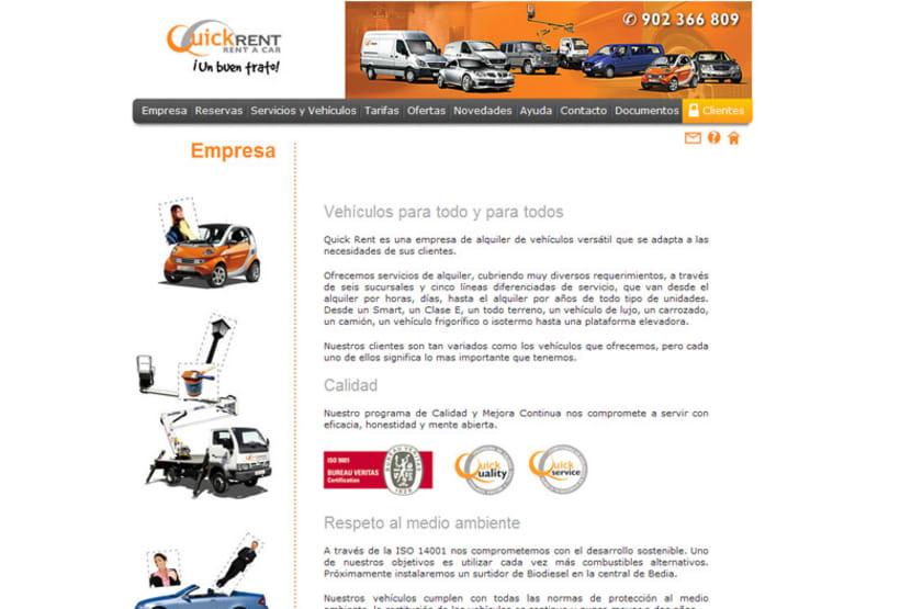 Web E-commerce Quick Rent 4