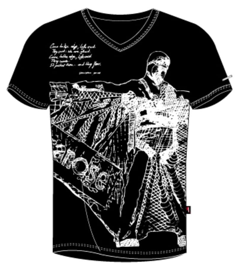 Print T-shirt 4