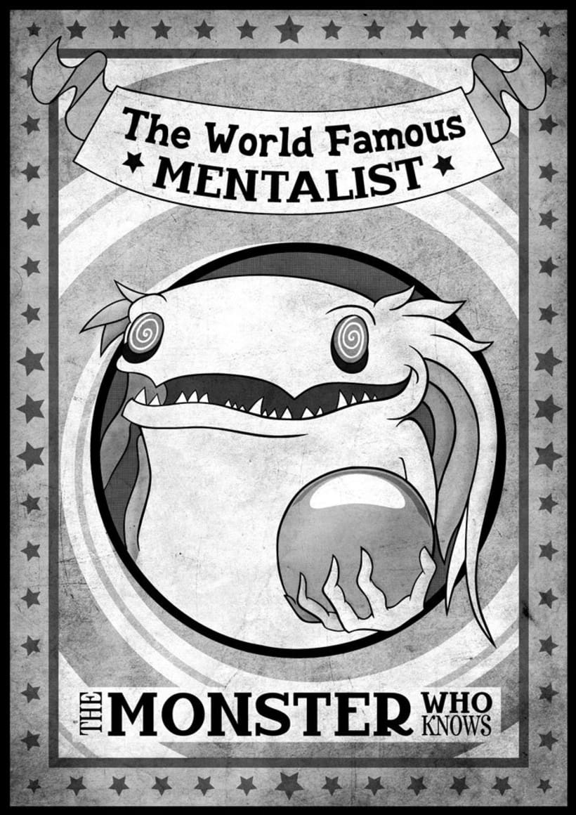 Freaks and Monsters Show 3