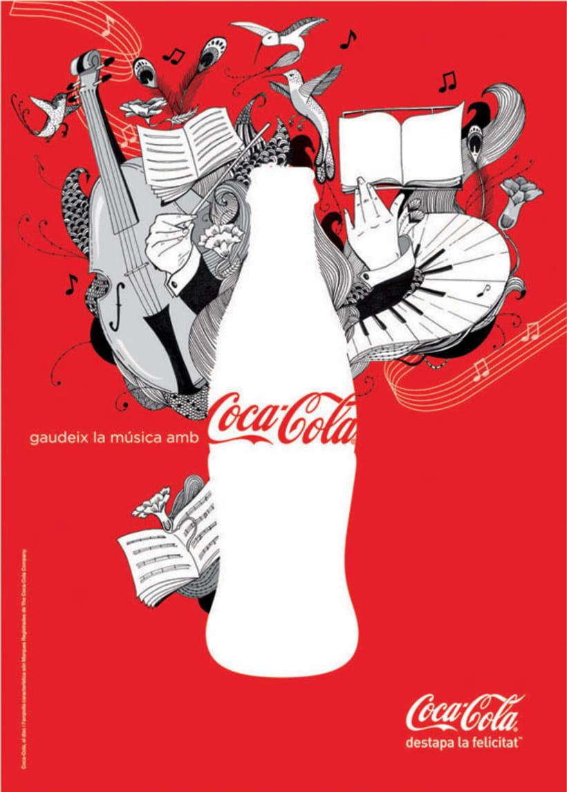 Coca Cola para L´Auditori  1