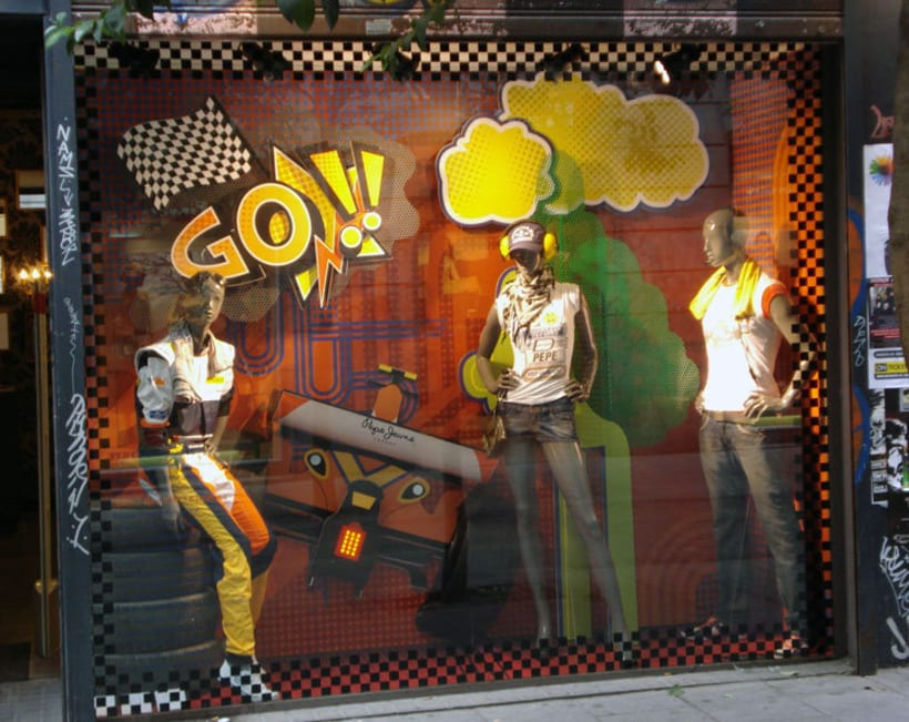 Escaparates Pepe Jeans 4
