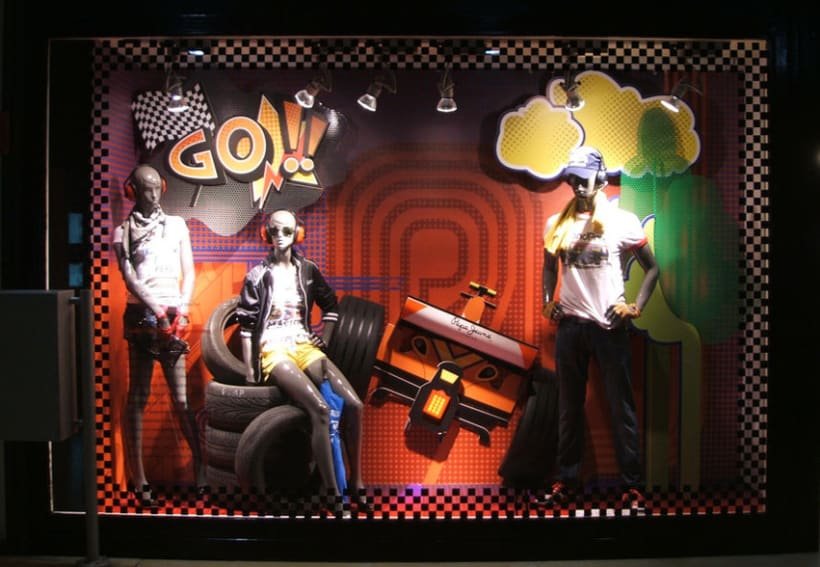 Escaparates Pepe Jeans 1