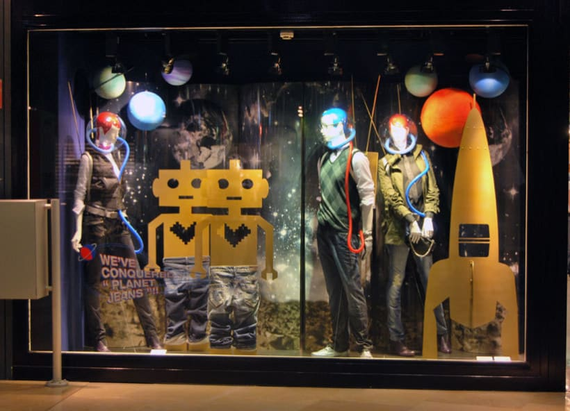 Escaparates Pepe Jeans 8