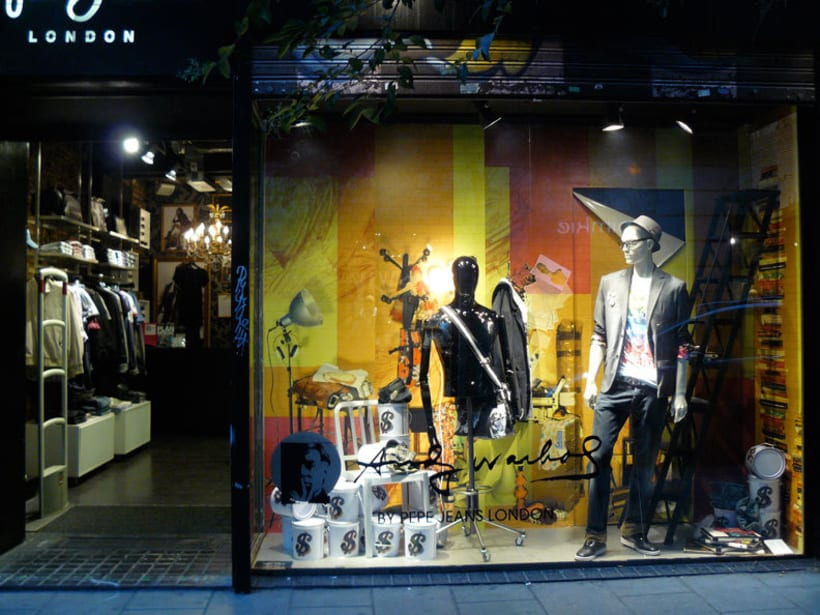 Escaparates Pepe Jeans 5