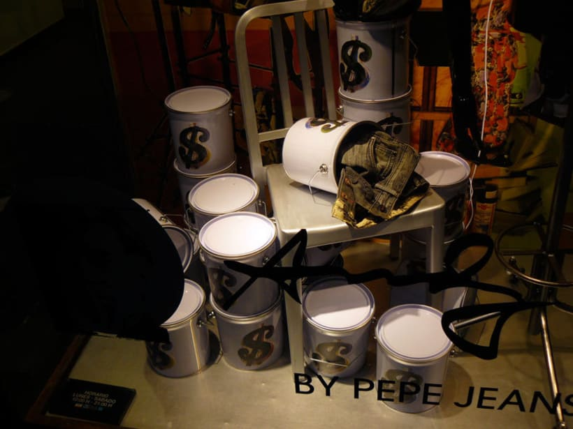 Escaparates Pepe Jeans 6