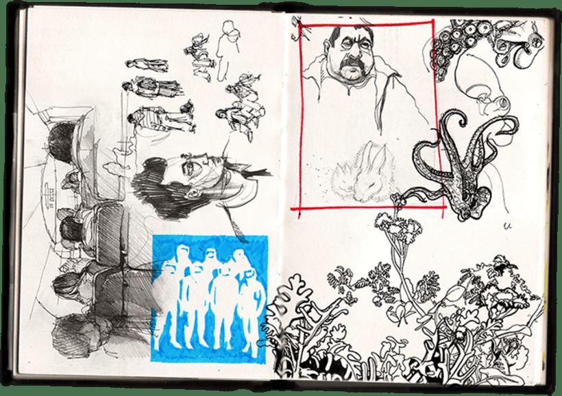 Bocetos 6