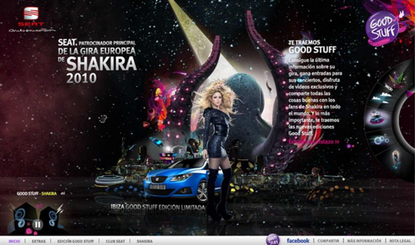 Shakira Seat GoodStaff 3