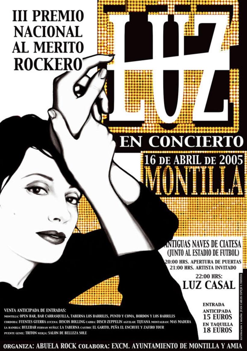 LUZ - ABUELA ROCK 1