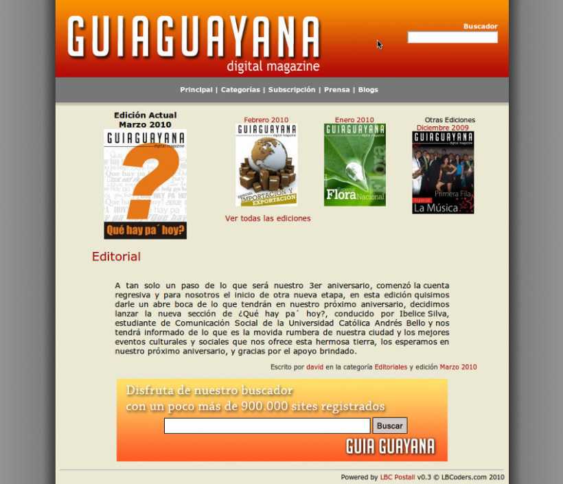 GuiaGuayana Revista Digital (version Blog) 5