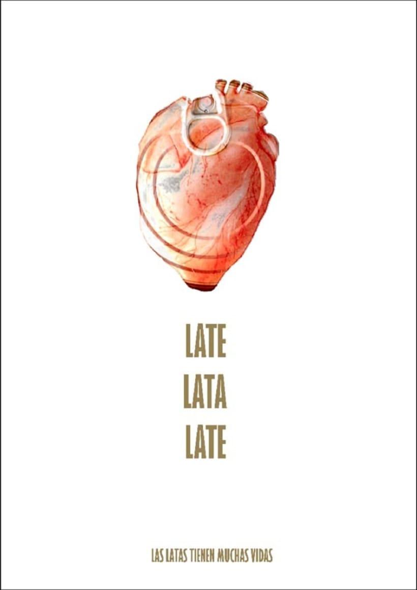 """""""LateLataLate"""" 2º premio Nazionale 1"""