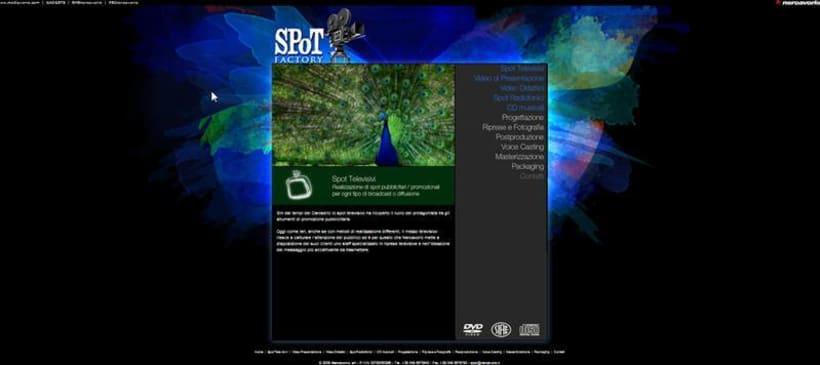 Sviluppo di sito Web Spot 2