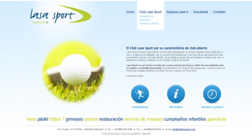 Lasa Sport 2