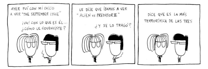 LA TIRA... 63