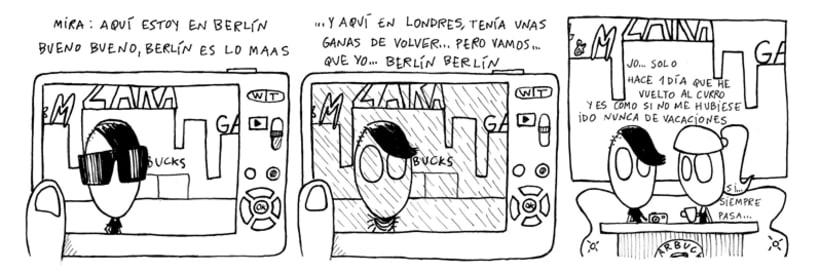 LA TIRA... 42