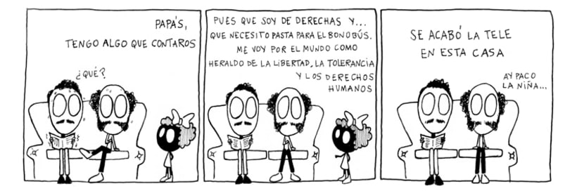 LA TIRA... 28