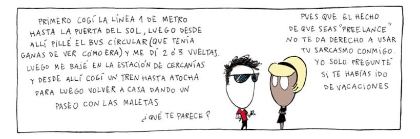 LA TIRA... 18