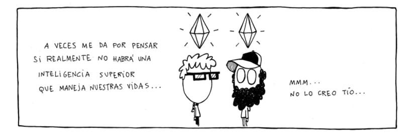 LA TIRA... 14