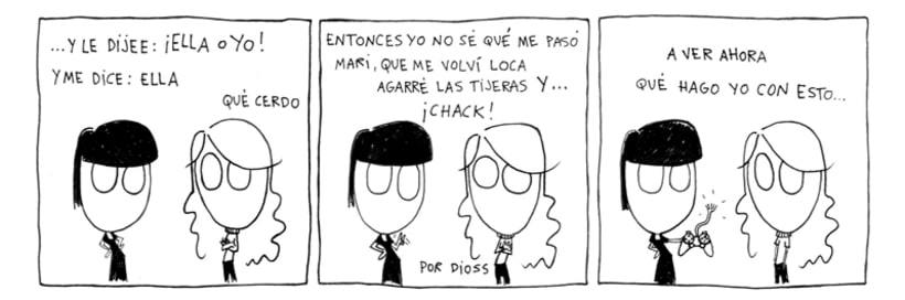 LA TIRA... 13
