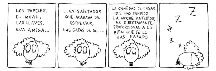LA TIRA... 12