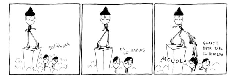 LA TIRA... 10