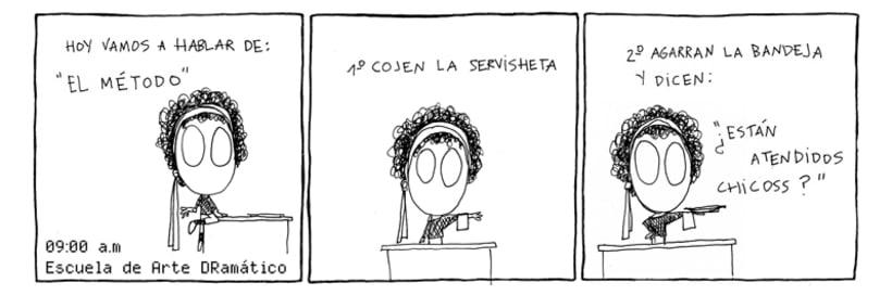 LA TIRA... 2