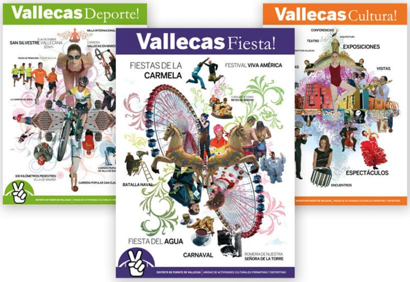 Vallecas: Fiesta, Deporte, Cultura 1