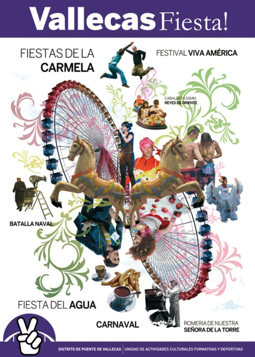 Vallecas: Fiesta, Deporte, Cultura 4