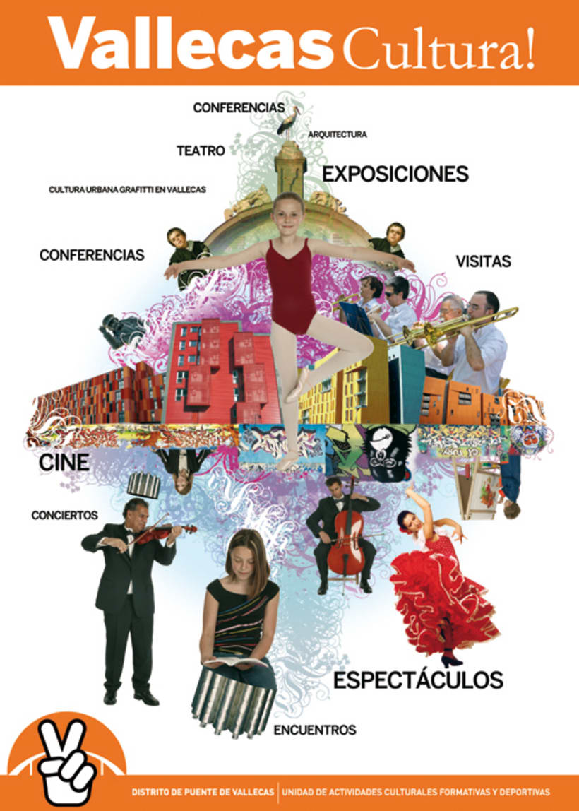 Vallecas: Fiesta, Deporte, Cultura 2