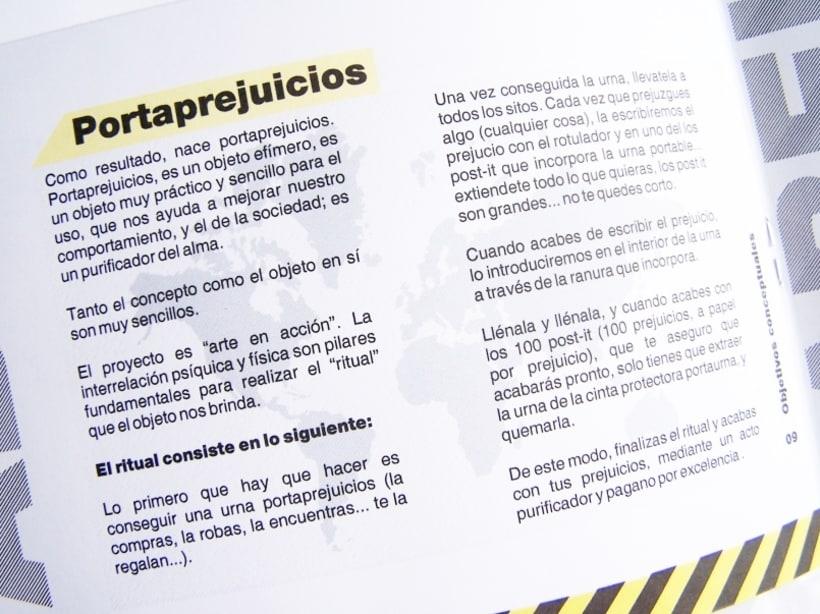 Urna Portaprejuicios 6