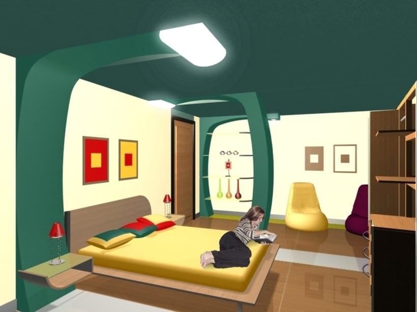 Diseño de Interiores del Sloppy Joe`s Bar-Apartamentos 3