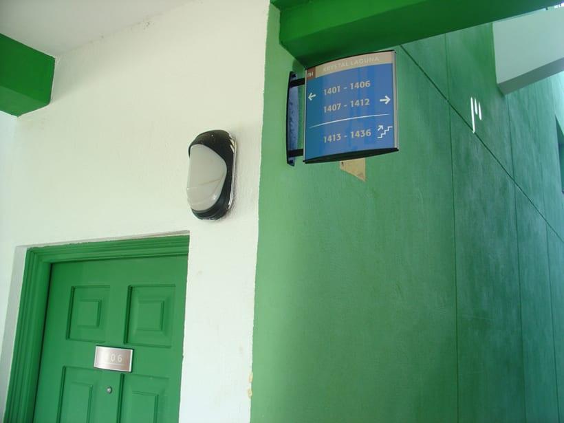 Proyecto de Señalización Hotel NH Krystal-Laguna Cayo Coco 3