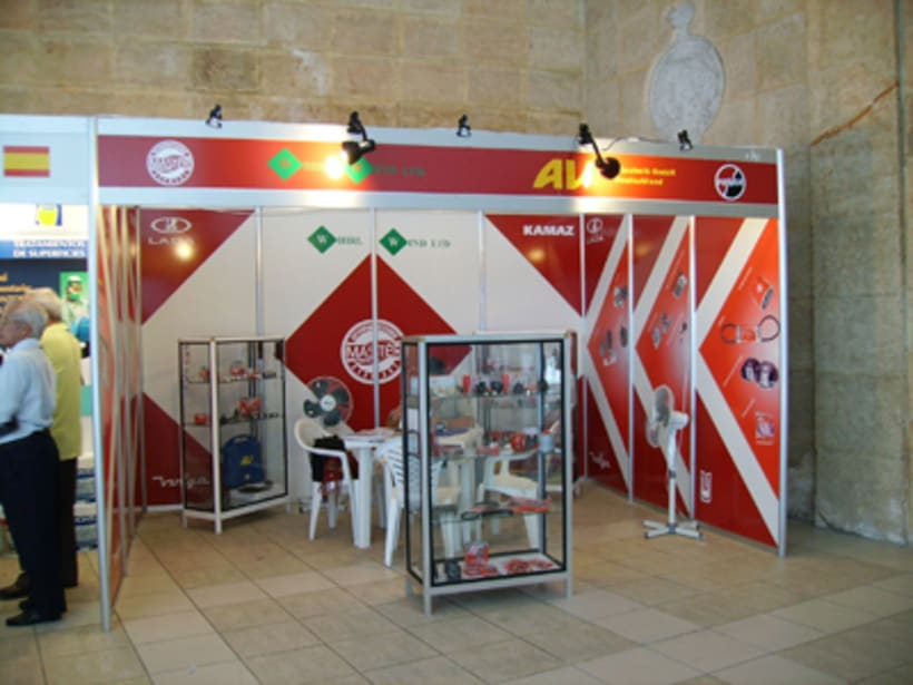 Stand EXPOCI 2006 1