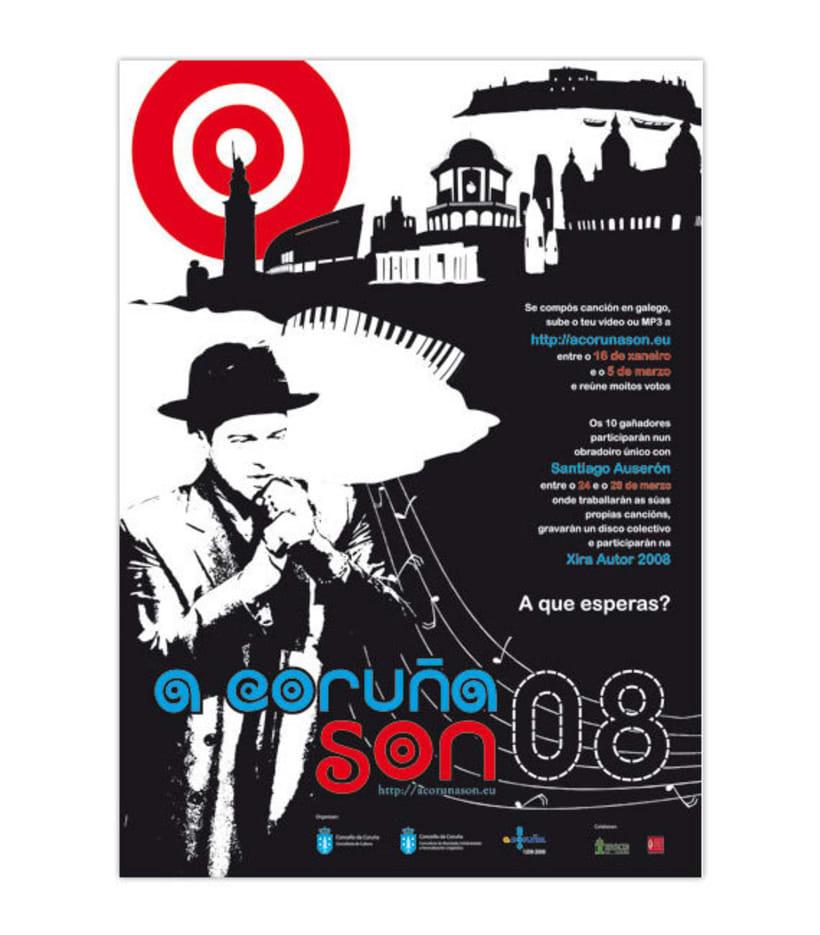 A Coruña son 08 1