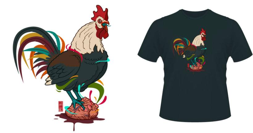 Camisetas para Mike & Joe 2