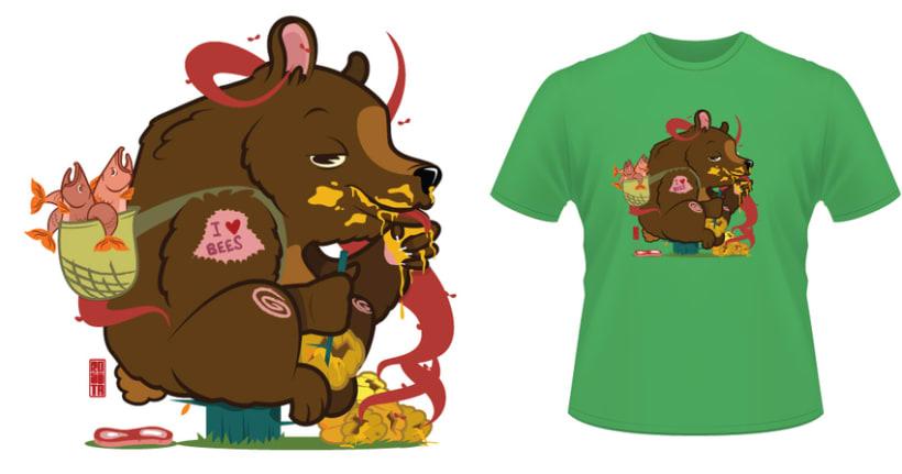 Camisetas para Mike & Joe 3