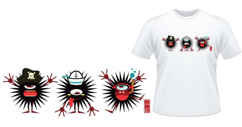 Camisetas para Mike & Joe 8