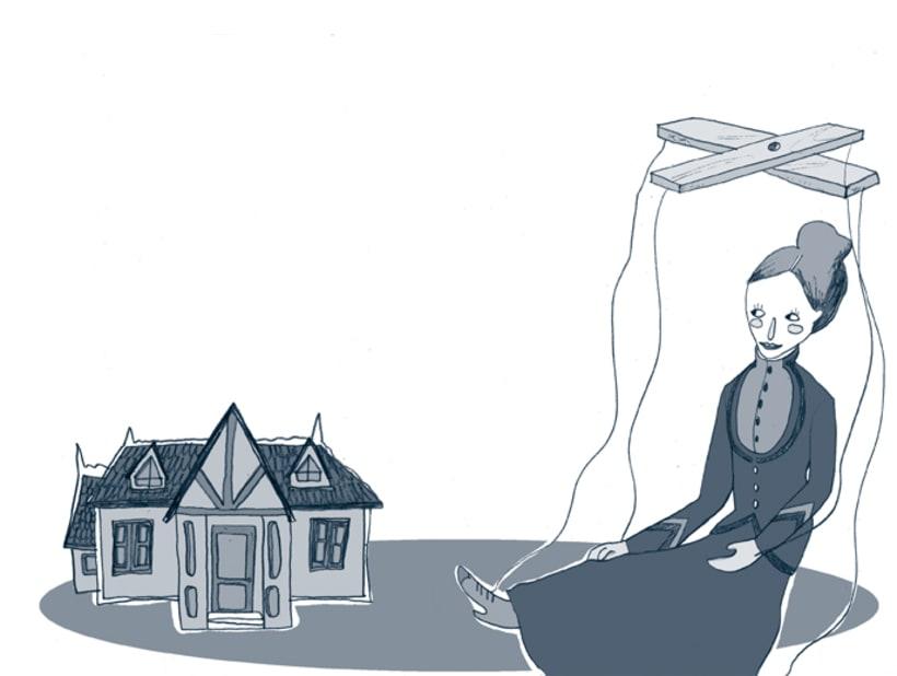 Ilustraciones para editorial 10