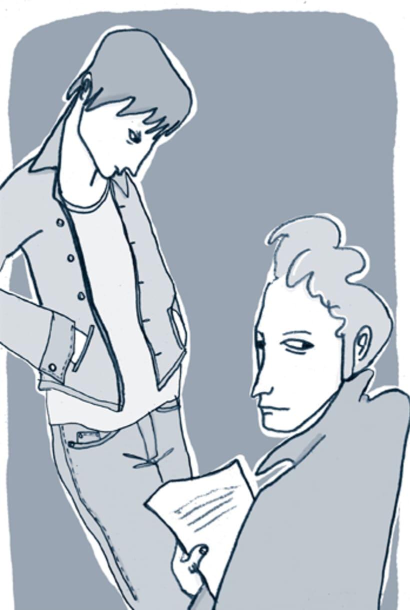 Ilustraciones para editorial 8
