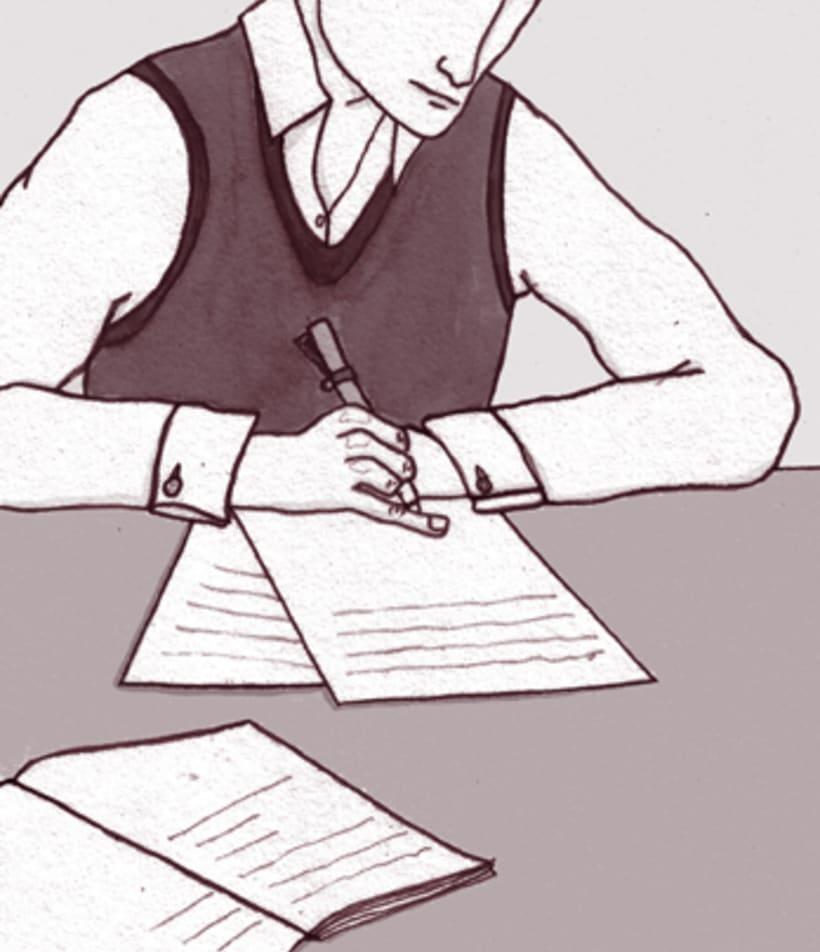 Ilustraciones para editorial 4
