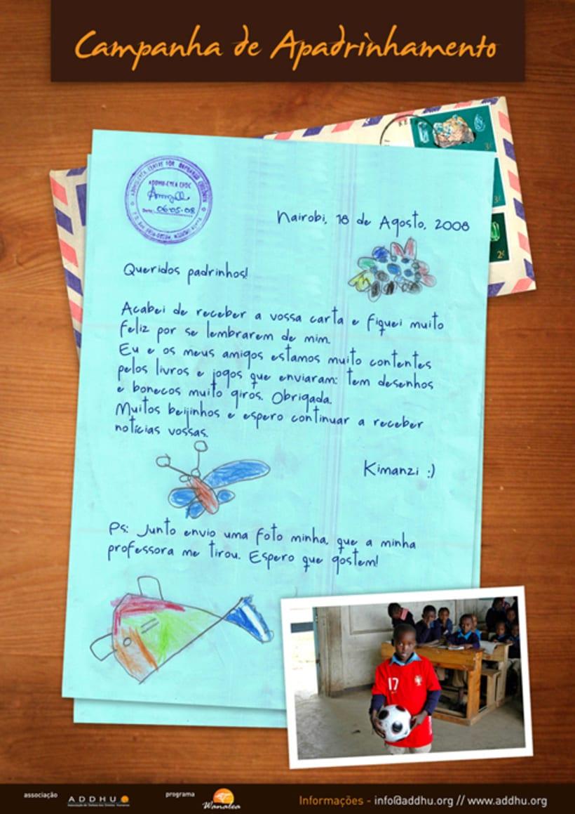 ADDHU - child support campaign 2