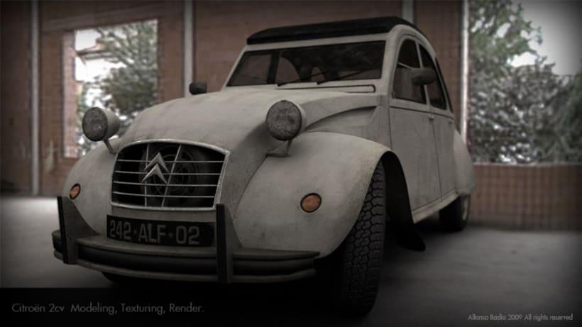Citroën 2cv 2